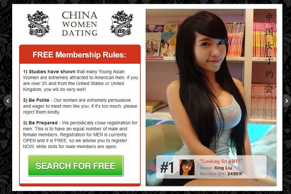 china dating rules