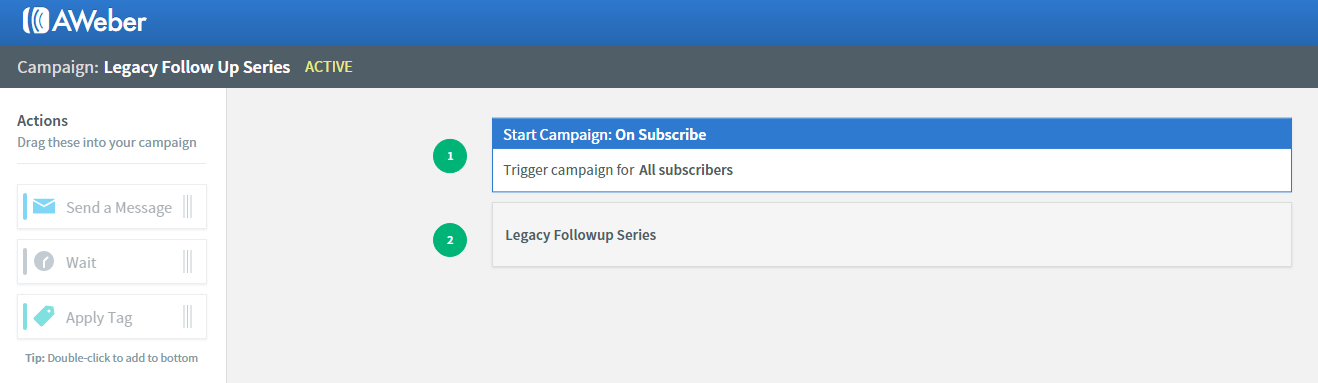 How to Build a Massive List Using Aweber Campaigns - Why I Use Aweber Over Others. 12