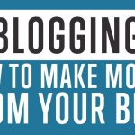 "How to Create a ""Cash Cow"" Affiliate Blog in 30 Minutes. (Step by Step)."