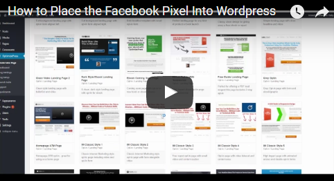 5 Min. Guide On How To Set Up Facebook Pixel In Wordpress 3