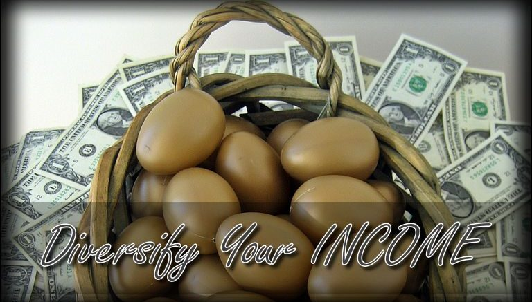 Diversify Your Income By Affiliate