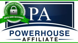 PA Powerhouse Affiliate A Trust Badge