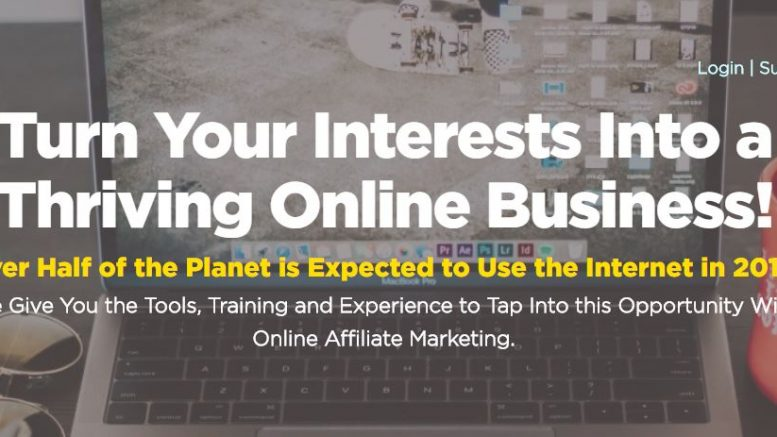 Turn Your Interest into a Thriving Online Businesses