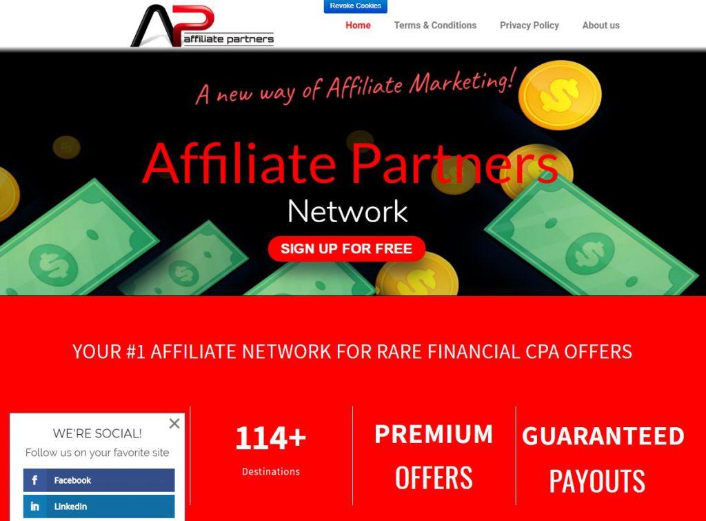 Affiliate Partners Ltd.