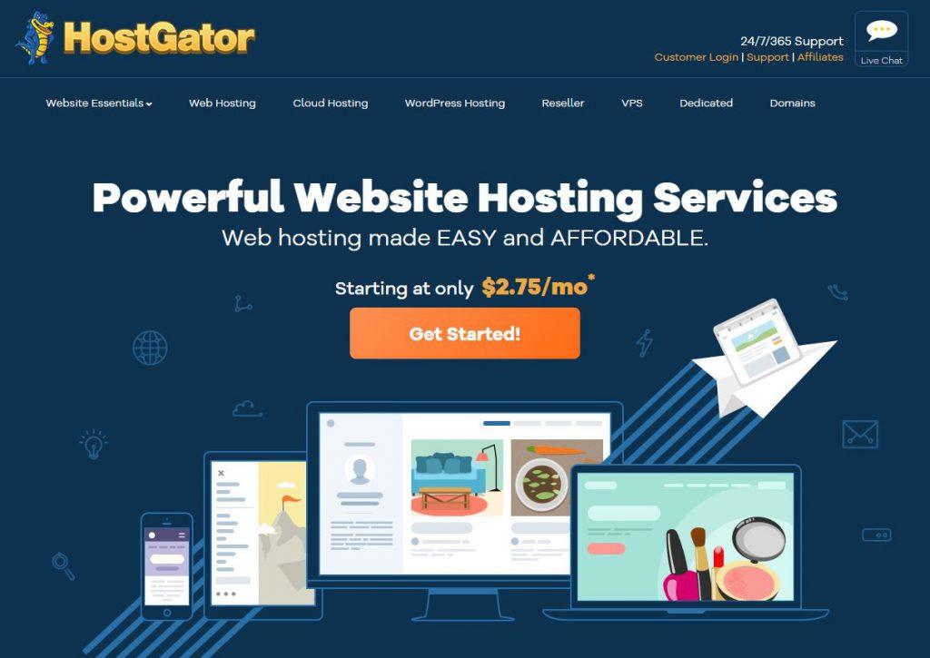 Best Webhost