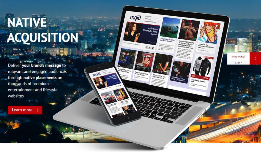 Native Advertising Can Make You A Super Affiliate With Push Notification Technology 1