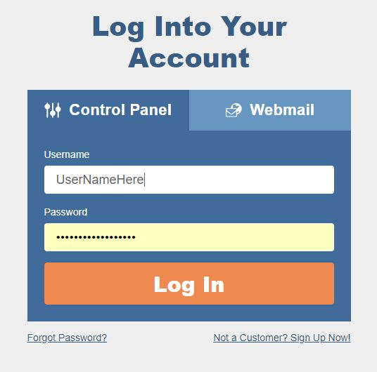login hostgator