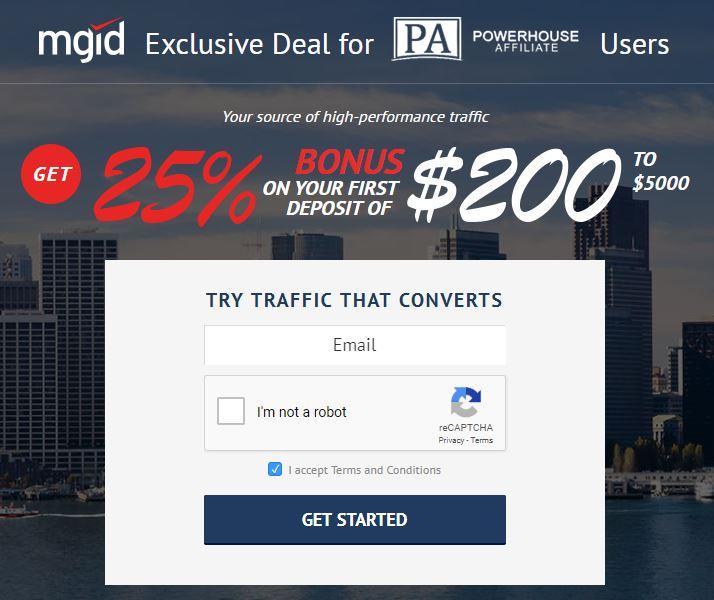 Exclusive Deal 25%