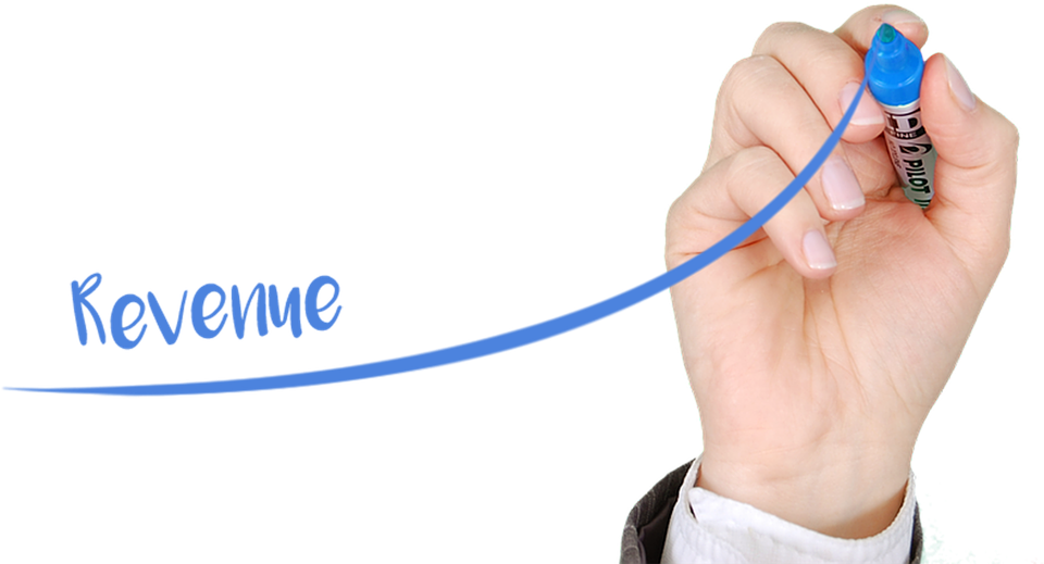 Revenue by affiliate marketing