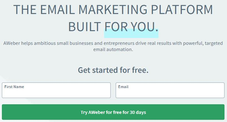 An Honest Email Marketer's Review of Aweber: And How To Use It The Right Way 4