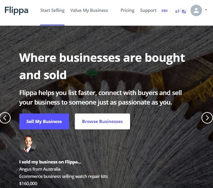 Flippa | Powerhouse Affiliate