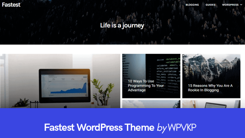 5 Free & Awesome WordPress Themes For Affiliate Marketing Sites 3