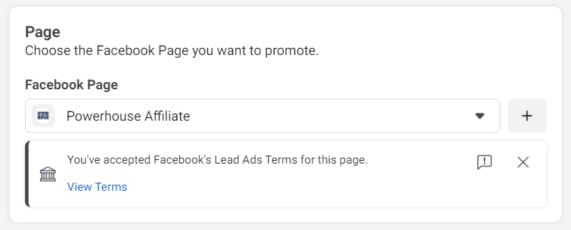 fb lead generation setup 3