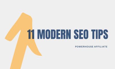11 Modern SEO Tips