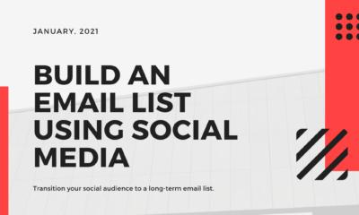 Social Media to Email Thumbnail