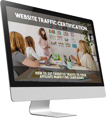 website traffic course